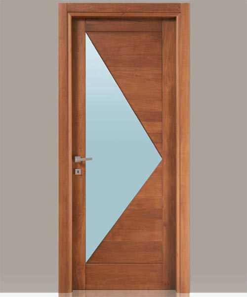Emejing porte interne con vetro photos acrylicgiftware - Porte in legno e vetro per interni ...