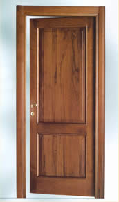 Porte interne Parma | Reggio Emilia – legno - acciaio